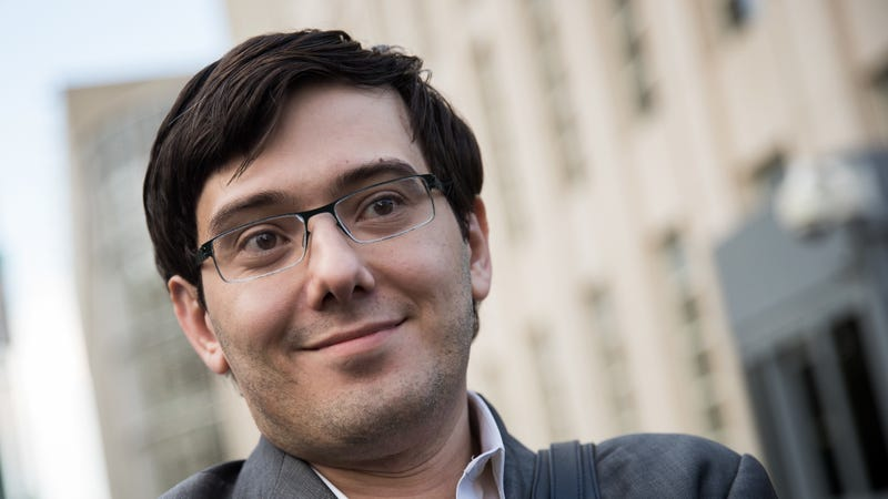 Martin Shkreli lists secret Wu-Tang Clan album on eBay