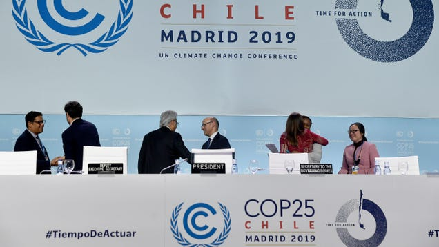UN Cancels In-Person Preliminary Meetings for Climate Summit Due to Coronavirus