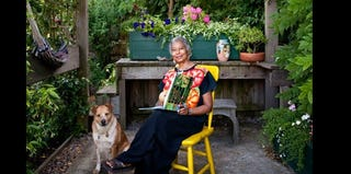 Alice Walker (Scott Campbell/The Official Site for Alice Walker)