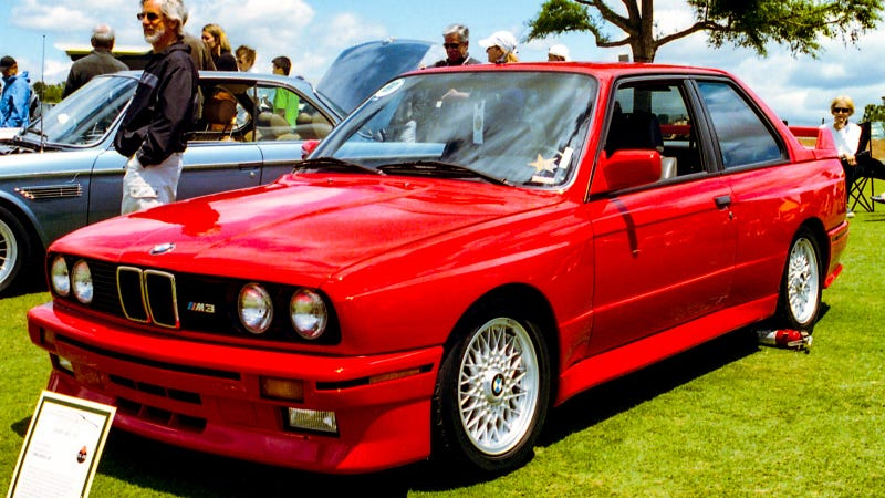 Illustration for article titled I Went To A Concours d'Elegance And The Best Car Was An E30 BMW M3