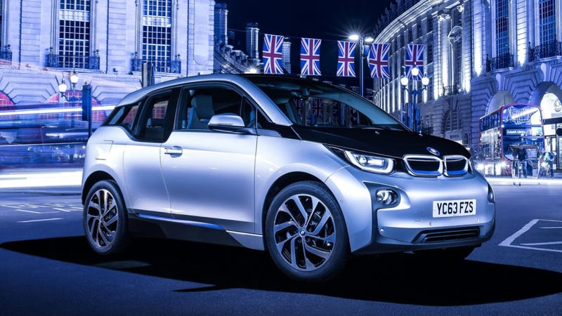 Illustration for article titled Dealers Seem Confused About How To Sell The 2014 BMW i3