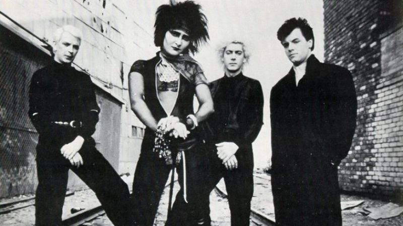 Illustration for article titled Dissecting the deathly mystique of Siouxsie And The Banshees