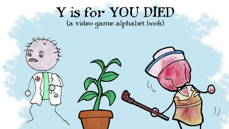 Apprenez Votre Abc Avec Notre Livre D Alphabet D Horreur De