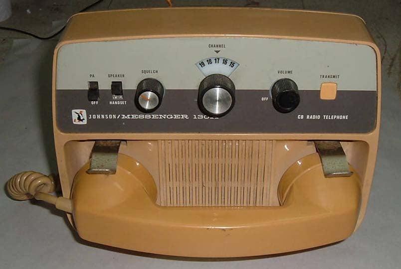 The Ultimate Cb Radio For Your Custom Van Johnson