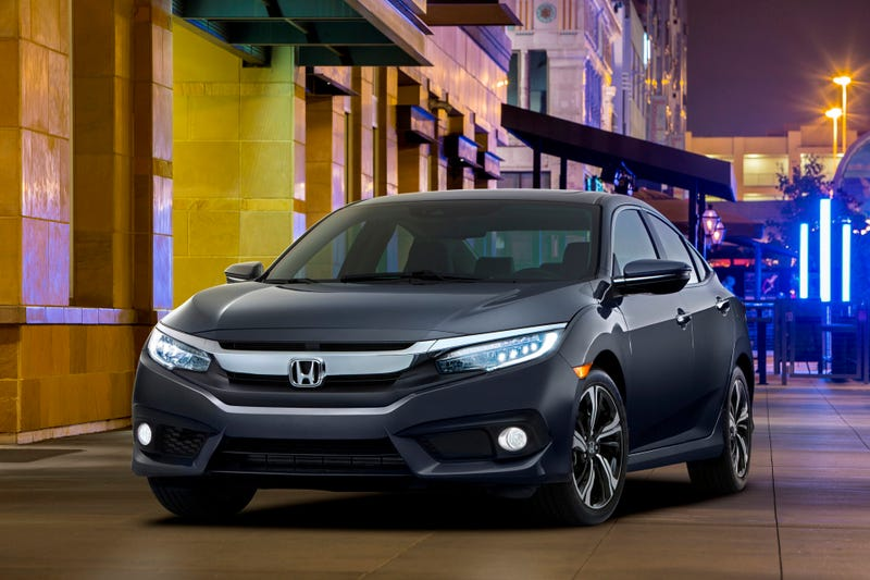 Illustration for article titled 2016 Honda Civic Sedan: This Is It