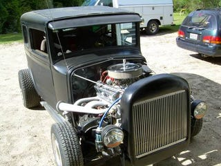 Illustration for article titled I was like nice rat rod and then