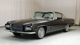 Illustration for article titled Dean Martin's Custom 1962 Ghia L6.4 Can Be Yours