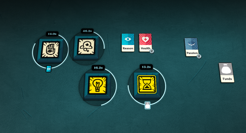 Illustration for article titled Cultist Simulator Makes Running A Cult Into A Fun Time