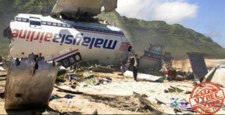 Illustration for article titled Some Asshole Is Passing Off a Lost Screengrab as Flight MH17