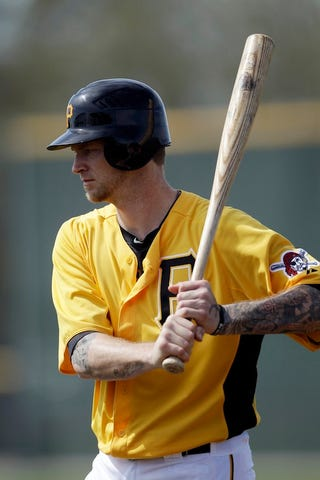 Illustration for article titled A.J. Burnett Will Miss 2 To 3 Months Because He Broke His Face Trying To Bunt