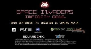 Illustration for article titled Space Invaders: Infinity Gene Coming Next Month