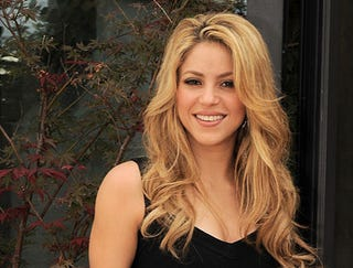Illustration for article titled Shakira Just Not Feeling Up To Jiggling Ass Today