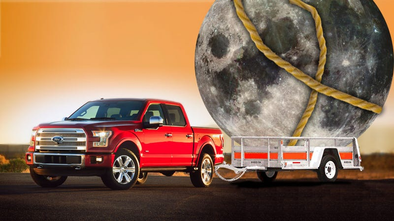 2015 ford f 150 could mean major tow rating revision for pickups. Black Bedroom Furniture Sets. Home Design Ideas