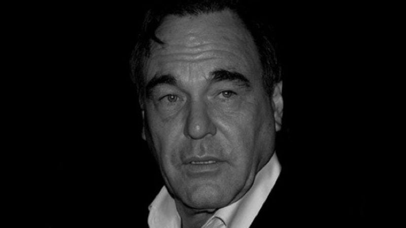 """Illustration for article titled Oliver Stone and Showtime partner for the """"secret history of America"""""""