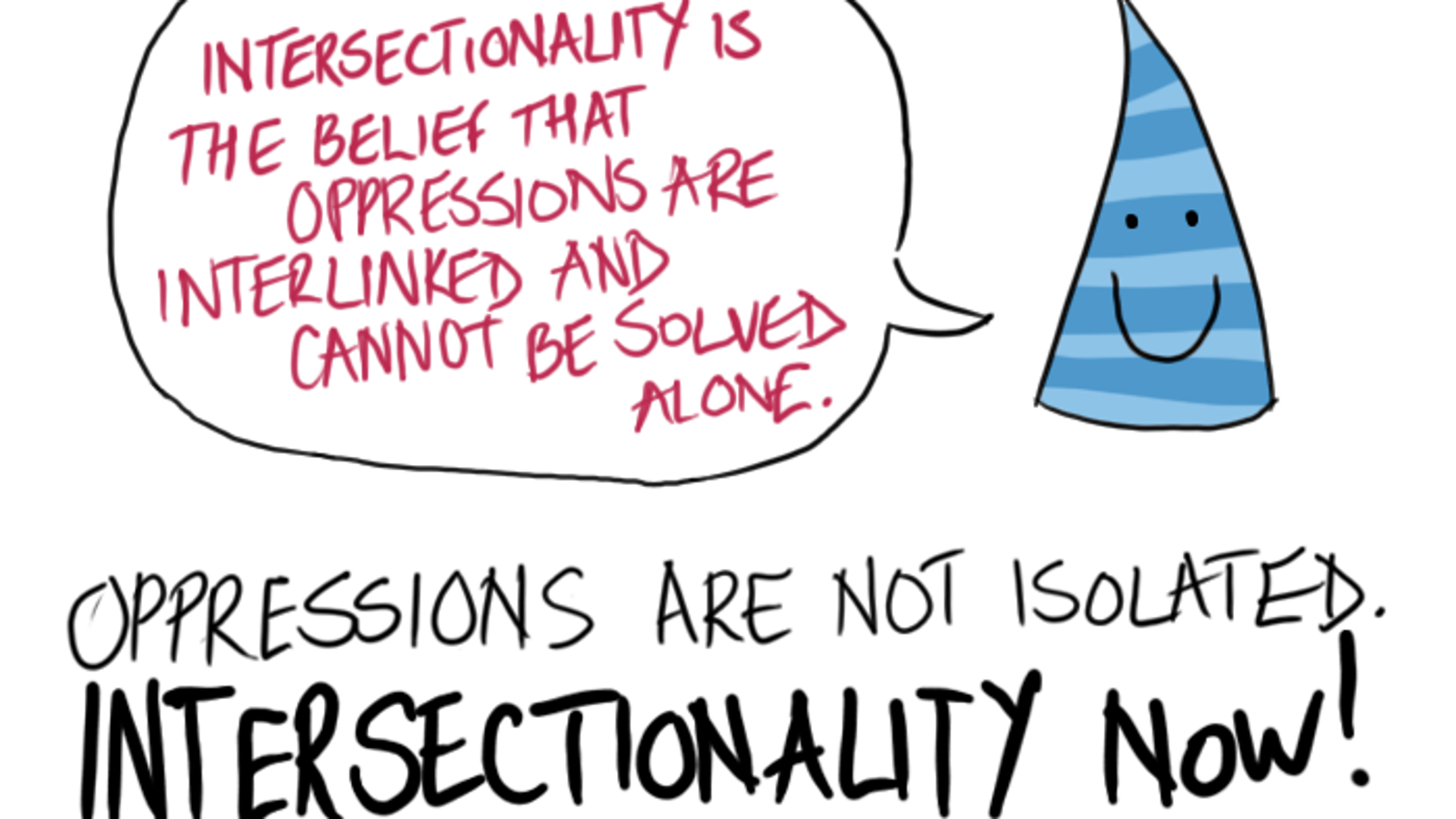 On Whiteness And Intersectionality