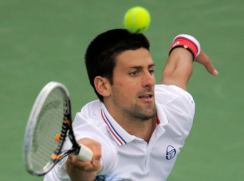 Illustration for article titled NATO Bombing Helped Young Novak Djokovic Play More Tennis