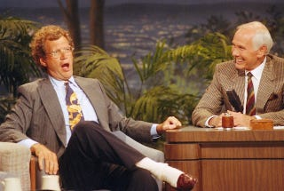 """Illustration for article titled """"That Joke Has Everything"""": David Letterman, Before Late Night"""