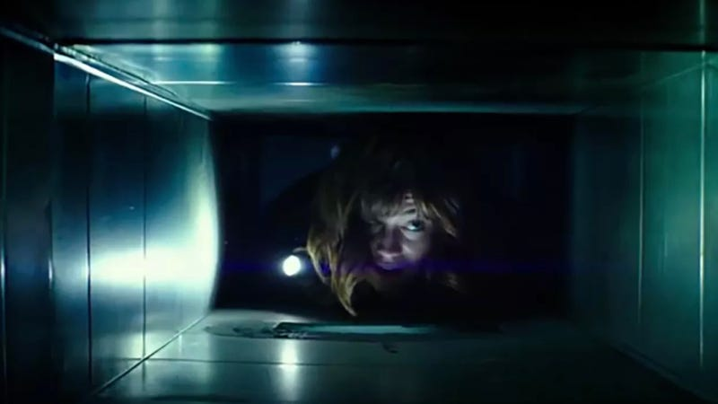 An image from 10 Cloverfield Lane, the 2nd film in the Cloverfield universe. Image: Paramount