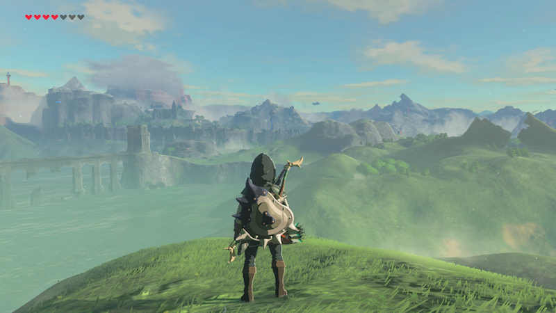 Image result for breath of the wild exploring pro hud