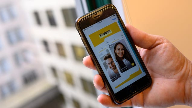 Bumble Left Daters  Location Data Up For Grabs For Over Six Months