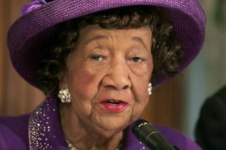 Dr. Dorothy Height (Chip Somodevilla/Getty)