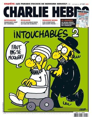 Illustration for article titled Ezekért került az iszlamisták halállistájára a francia hetilap