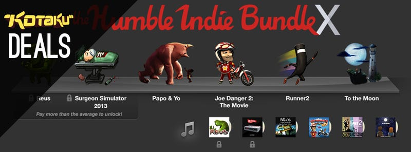 Illustration for article titled New Humble Bundle, Revengeance On PC, Black Flag, Gaming Mice [Deals]