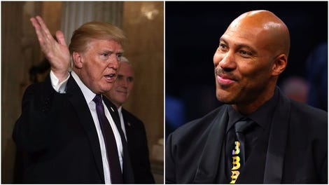The Donald Trump-LaVar Ball Beef Has Devolved Into ...