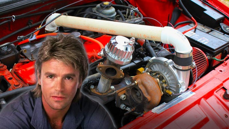 Illustration for article titled The ten most MacGyver-like car hacks