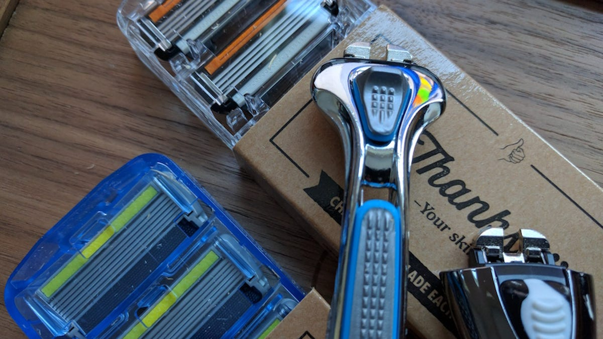 subscription shaving showdown harry s vs dollar shave club