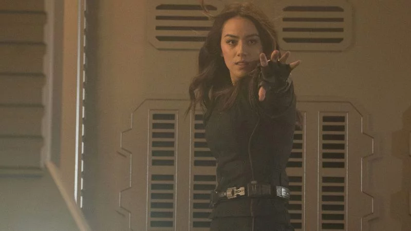 Quake gets to be quakier than ever in SHIELD's fifth season finale.