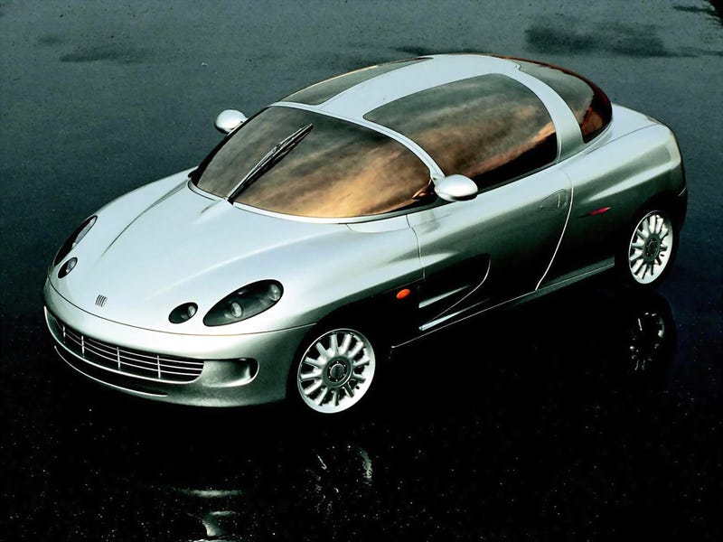 Illustration for article titled Fiat Firepoint c1994