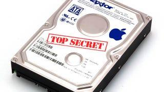 Illustration for article titled Man Gets Hard Drive Full of Secret Apple Documents