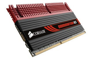 Illustration for article titled You Know Corsair Dominator GTX 2333MHz Is Ridiculously Fast RAM Just By Looking At It