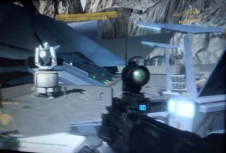 Illustration for article titled Halo: Reach Beta Shots Sneak Out Of MS HQ [Updated]