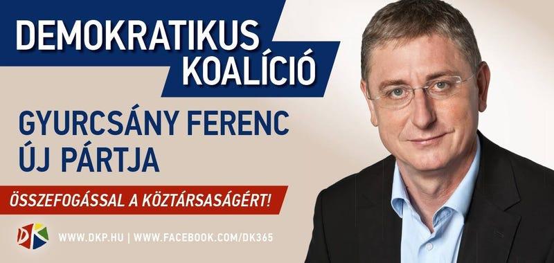 Illustration for article titled Gyurcsány Ferencet végleg elragadta az időgép
