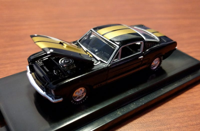 Hot Wheels 100% Shelby GT350H from PlasticPrints