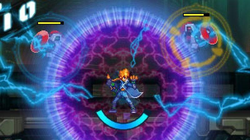 Azure Striker Gunvolt riffs on Mega Man but misses what made