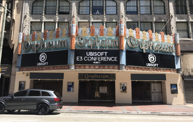 Illustration for article titled We're Liveblogging Ubisoft's E3 Press Conference [Update: It's Over!]