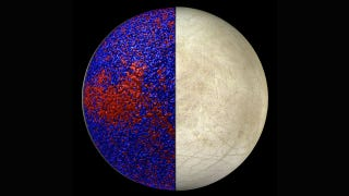 Illustration for article titled It may be easier to find alien life on Europa than we thought