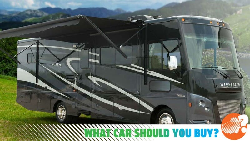 Illustration for article titled I Need an Off-Road Ride to Tow Behind My RV That Isn't a Jeep! What Car Should I Buy?