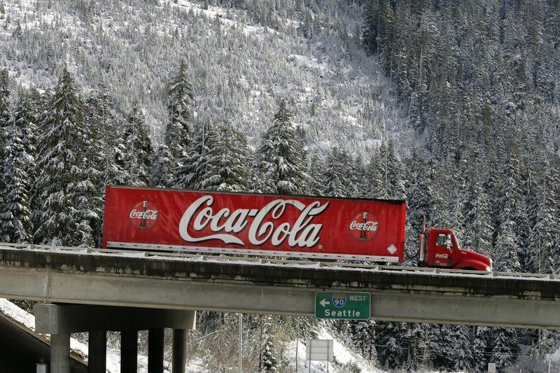 Coca-Cola. AP