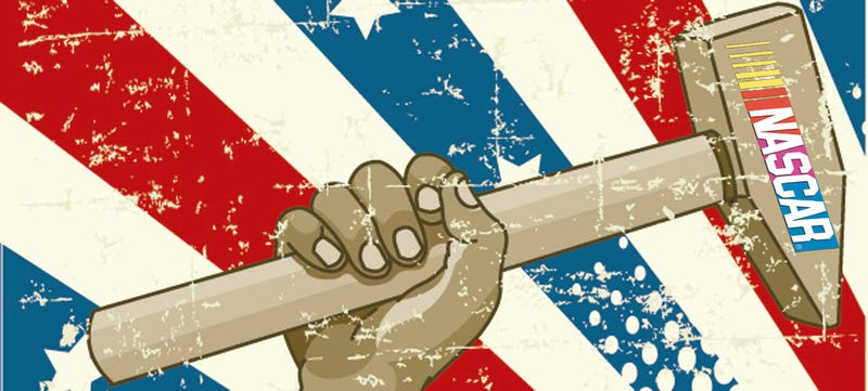 Illustration for article titled Top NASCAR Team Owners Form A Union, Say It's Not A Union