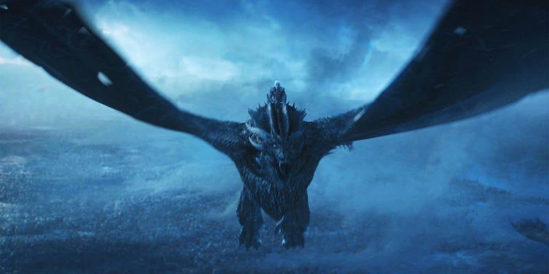Illustration for article titled Por qué los dragones de Juego de Tronos no podrían volar en la vida real
