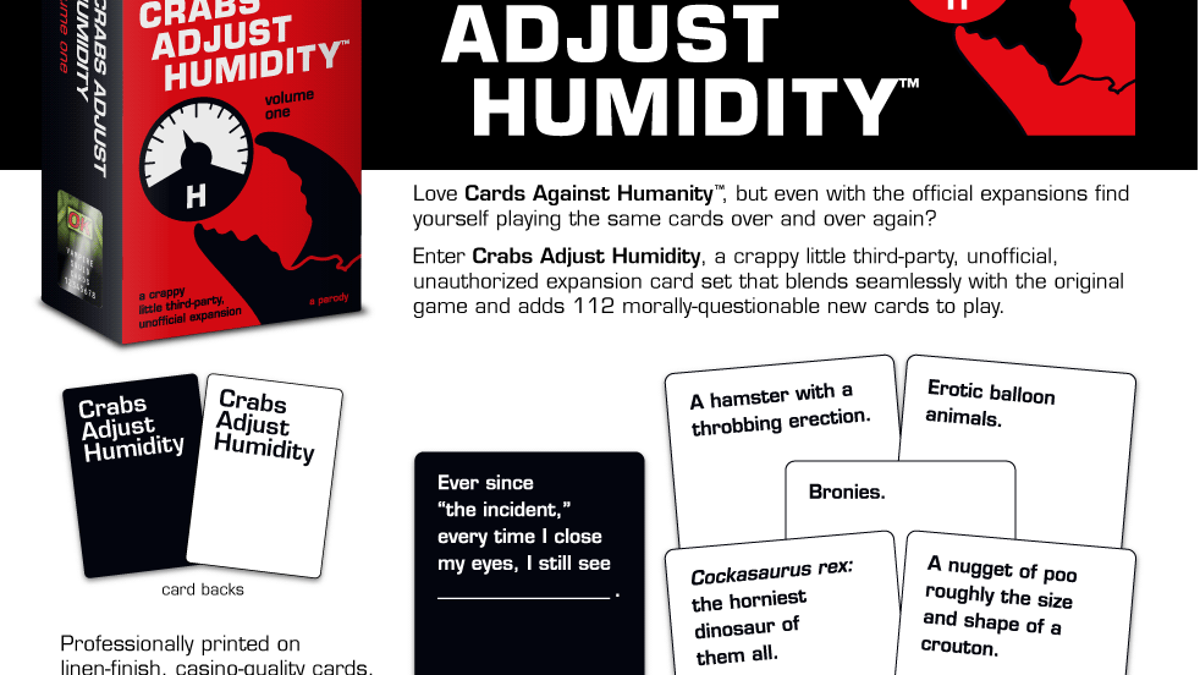 photograph regarding Cards Against Humanity Printable Expansions named Playing cards In opposition to Humanitys By no means-Finishing Battle In opposition to Copycats