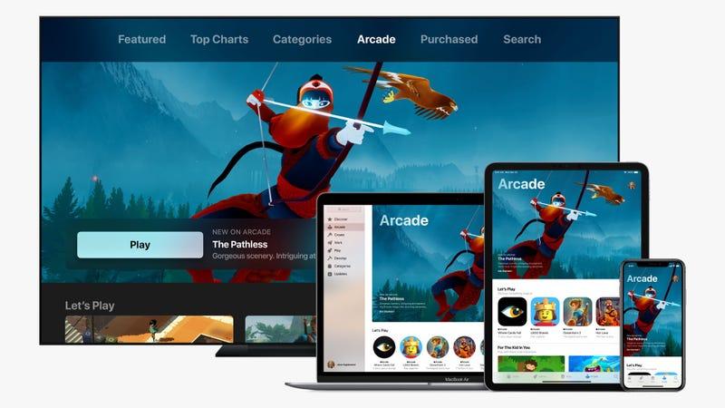 Illustration for article titled Apple filtra el precio de su servicio de juegos por suscripción: $4,99 al mes
