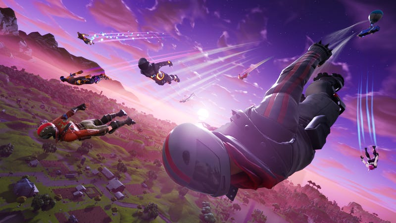 Illustration for article titled Fortnite Is Getting A Competitive Mode