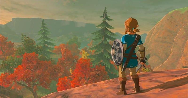 Illustration for article titled Logran piratear el nuevo Zelda: Breath of the Wild en PC, y ya funciona casi a la perfección