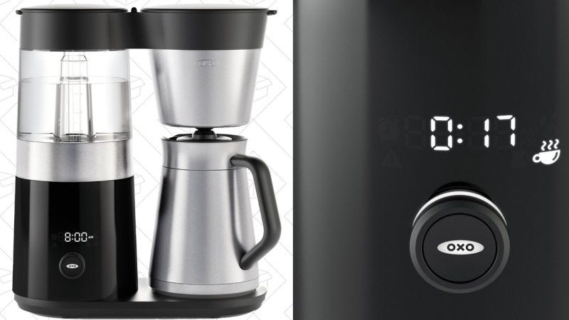 OXO On 9 Cup Coffee Maker, $150