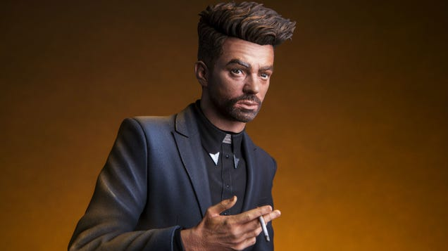 These Preacher Statues Are Alarmingly Realistic